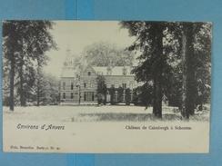 Environs D'Anvers Château De Calesbergh à Schoten - Schoten