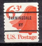 USA Precancel Vorausentwertungen Preo, Bureau New York, Farmingdale 1518-81 - United States