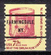 USA Precancel Vorausentwertungen Preo, Bureau New York, Farmingdale 1615-81 - United States