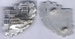 Insigne Du 51e Groupement De Réparation Du Matériel - Armée De Terre