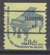 USA Precancel Vorausentwertungen Preo, Bureau New York, Flushing 1615C-81 - United States