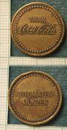 M_p> Germania Gettone Coca Cola In Bronzo - Monetari/ Di Necessità