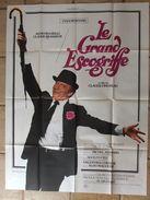 Affiche Cinéma Le Grand Escogriffe De Claude Pinoteau - 120 X 160 - Posters