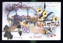 DUGNY LA GARE - Dugny
