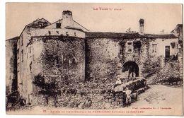 CASTRES (environs): Entrée Du Vieux Château De FERRIERES - Castres