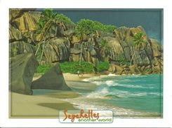 Seychelles, Grand'Anse, La Digue - Seychelles