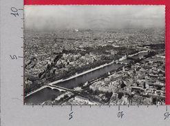 CARTOLINA VG FRANCIA - PARIS Panorama Pris De La Tour Eiffel - 10 X 15 - ANN. 1958 - Francia
