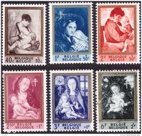 Belgium 1198/03**   Antituberculeux  La Mère Et L'enfant  MNH - Belgique