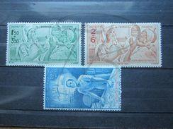 VEND BEAUX TIMBRES DE POSTE AERIENNE DE GUYANE FRANCAISE N° 22 - 24 , X !!! - Guyane Française (1886-1949)