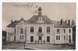 41 LOIR ET CHER - VALLIERES LES GRANDES La Mairie Et Le Bureau De Poste - France