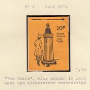 GROOT-BRITTANNIË - Michel - 1971 - Nr 561C + 562C + 564C + 563C ( H-Blatt 63 + 64) - MNH** - Carnets