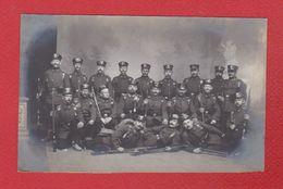 Carte Photo  --  Soldats Allemands --  Endroit A Identifier - Guerre 1914-18