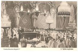 België / Belgique - Funérailles De Léopold Ier - A L'église Anglicane - Koninklijke Families