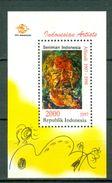 Indonesia 1997  - Affandi  Full Sheet MNH - Indonésie