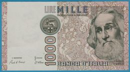ITALIA 1000 Lire 06.01.1982  P# 109a Serie SA…N  MARCO POLO - [ 2] 1946-… : Républic