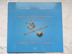 "Romania 2015 Special Folder ""135 Years Masonery"" Only 565 Printed - Roumanie"