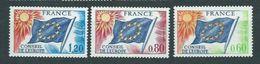 Año 1975 Nº 46/8 Banderas - Servicio
