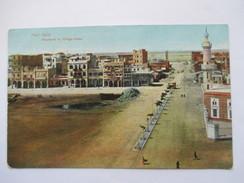EGYPTE  -   PORT-SAID  -  PANORAMA  DU VILLAGE ARABE         TTB - Port Said