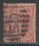 Grande-Bretagne - YT 25 Oblitéré - Pl. 4 - 1840-1901 (Victoria)