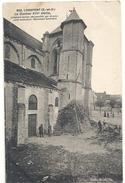 803. LONGPONT ( S.-et-o. ) LE CLOCHER XIIIe/S + HIST - NON ECRITE - France