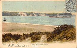 Angleterre - Dorset - Poole - Brownsea Castle - Château 1905 - Angleterre