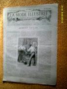Journal De Famille _La Mode Illustrée No 37 De Tenpestini ( Supplement  Avec Planche Broderie 36em Année  15  Sept 1895 - 1850 - 1899