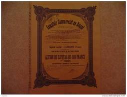 Action  Comptoir Commercial De Dinant 1925   (achat Vente De Tous Produits) - Actions & Titres