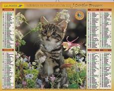 Almanach Du Facteur  De L'AN 2000  J.CARTIER BRESSON  - OISE 60 - Châtons - Big : 1991-00