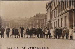Carte Photo Palais De Versailles - Autres