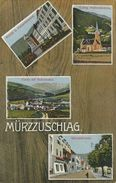 Mürzzuschlag Mehrbildkarte 1916 (002372) - Mürzzuschlag