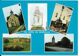 CPM/CPSM - STE ANNE DE MARCILLE - Multivues - France