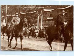 Militaire - Le Défilé Des Troupes Victorieuses Maréchaux Joffre Et Foch - 14 Juillet 1919 (événement , Manifestation) - Personnages