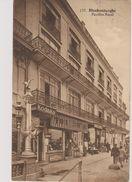 Cpa 1929 Blankenberghe. Vue Animée. Le Pavillon Royal. N°137 (Phototypie A.Dohmen Bruxelles) - Blankenberge