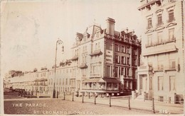 Angleterre - Sussex - St Leonards On Sea - The Parade 1912 - Other