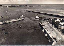 Saint-Vast-la-Hougue Belle Vue Aérienne Du Port Bateaux De Pêche - Saint Vaast La Hougue