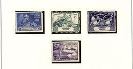 FALKLAND Isl. UPU  1949 #103 - 106 MNH - Falklandinseln