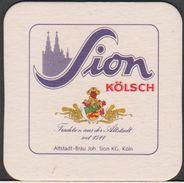 Brauhaus Sion Köln( Bd 202 ) - Bierdeckel