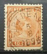 Netherlands Indies 1892 Queen Wilhelmina - Netherlands Indies