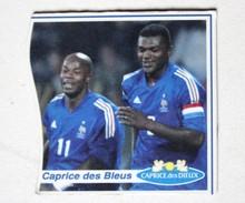 Magnet Football équipe De FRANCE Desailly Gallas Caprice Des Dieux - Habillement, Souvenirs & Autres