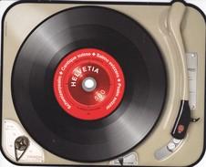 Mi: BL.56 ** 2014 Schallplatte - Blocs & Feuillets