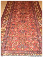 PERSIAN CARPET ORIGINAL PERSIA FULL QUALITY HAND KNOTTED 'WOOL COLOR TO PLANT OLD PROCESS PERIOD YEAR 1930 - Rugs, Carpets & Tapestry