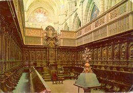 Espagne - Castilla La Mancha - Cuenca - Catedral, Coro Siglo XVIII - Ediciones Sicilia Nº 23 - 3519 - Cuenca