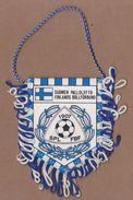 AC - SUOMEN PALLOLIITTO FINLANDS BOLLFORBUND SPL FBF PENNANT - Apparel, Souvenirs & Other