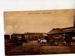 62 BRUAY LES MINES Ateliers Centraux, Attelage - Altri Comuni