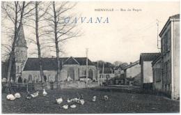 52 BIENVILLE - Rue Du Paquis - Autres Communes