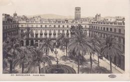 20 POSTAL DE BARCELONA DE LA PLAZA REAL  (FERGUI) - Barcelona