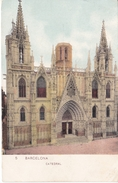 5 POSTAL DE BARCELONA DE LA CATEDRAL (SAMSOT Y MISSE) - Barcelona