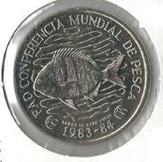 Cape Verde - 50 Escudos (50$00) 1994 FAO - Animals - UNC - Cap Vert