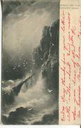 Wreck Off The Cornish Coast 1902 (002412) - England