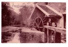 D001 - Brunoy Et Ses Environs  ( S&O ) L'Yerres Au Moulin De Jarcy . N°141 - Brunoy